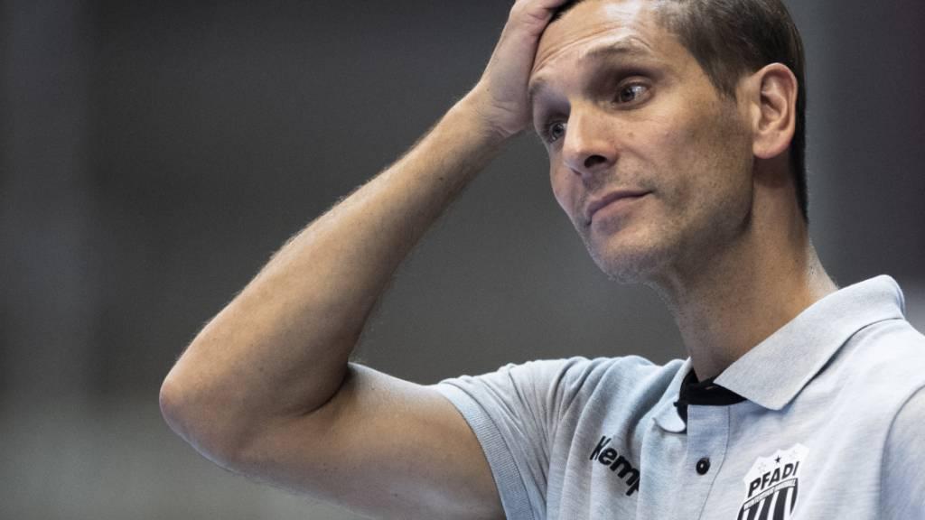 Brüngger tritt Ende Saison als Pfadi-Trainer ab