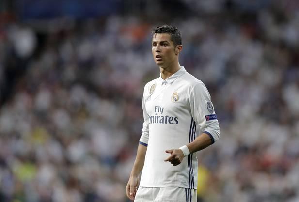 Real Madrid steht dank drei Ronaldo-Toren im Halbfinal.