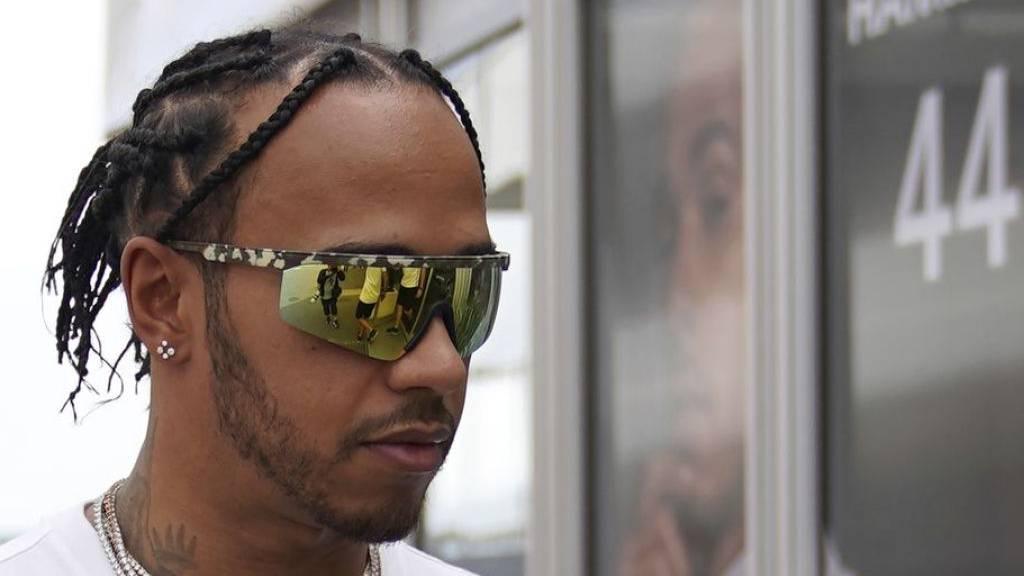 Lewis Hamilton zählt für «GQ« zu den «Männern des Jahres»