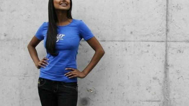 Hat noch viele Hilfsprojekte in Aussicht: Rekha Datta, Vize-Miss-Schweiz 2009 (Archiv)