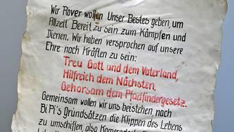 Andere Zeit, andere Sprache und Sitten: Ein Dokument aus dem Jahr 1958.