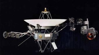Voyager 2 verliess vor einem Jahr die Heliosphäre und trat in den interstellaren Raum. Nun berichten Forschende über die gesammelten Messdaten. (Archivbild)