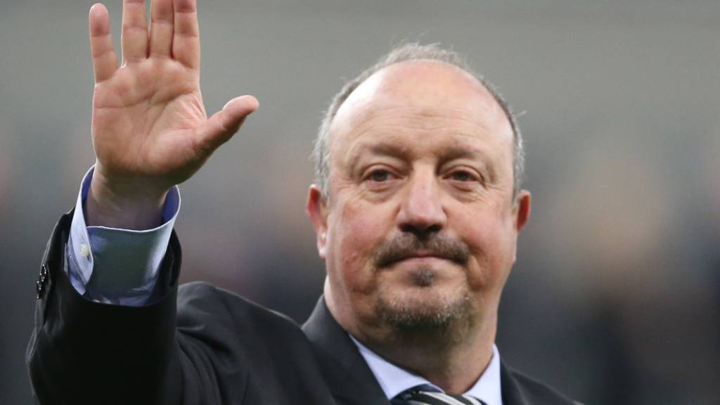 Rafael Benitez übernimmt bei Everton