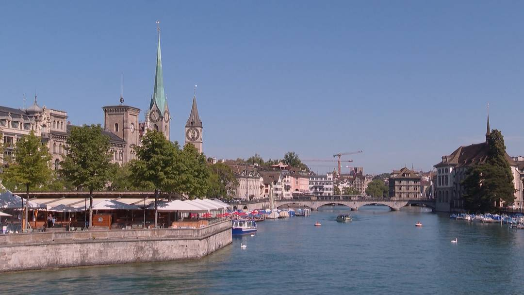 Schweiz Tourismus zieht düstere Sommerferienbilanz.