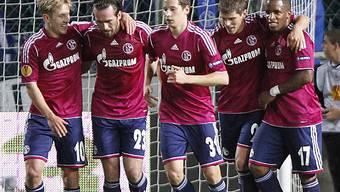 Schalke liess auf Zypern nichts anbrennen