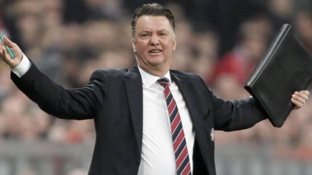Louis van Gaal muss in München sogar noch vor Saisonende gehen