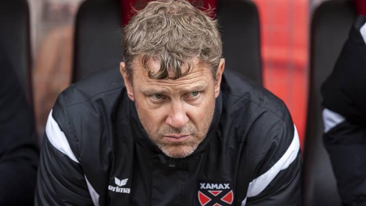 Xamax-Trainer Stéphane Henchoz hat der Mannschaft neuen Schwung gegeben.