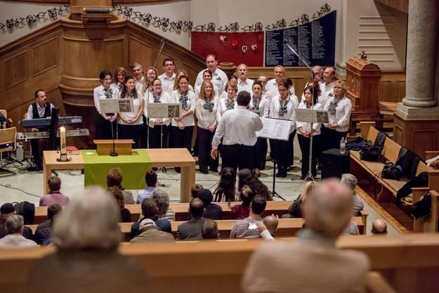 Der türkische Chor Anatolia