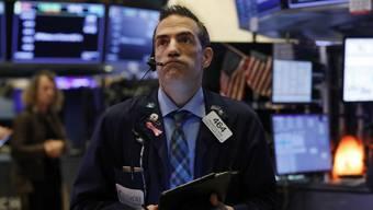 Tief durchatmen: Die Aktienmärkte stürzen ab