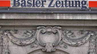 """Schweigen bei der """"Basler Zeitung"""""""