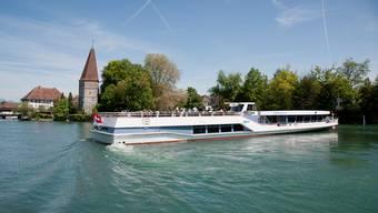 Momentan ist es nur möglich, dass die Schiffe zwischen Solothurn und Grenchen verkehren. (Archiv)