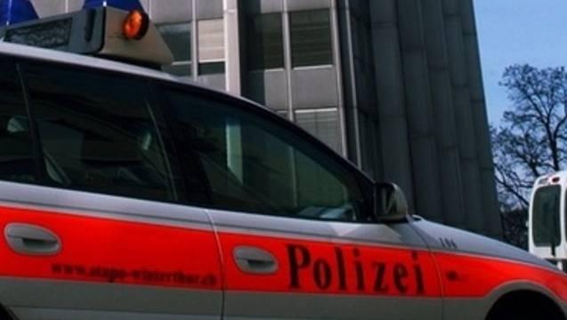Am Wochenende musste die Stadtpolizei Winterthur wegen Vandalen ausrücken. (Symbolbild)