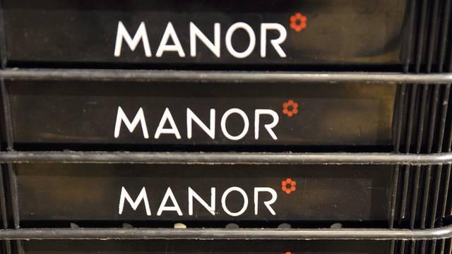 Die Manor Gruppe hat ein gutes Jahr hinter sich