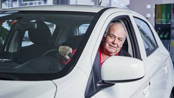 Martin Sollberger ist Präsident des Autogewerbeverbandes Sektion Aargau.