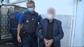 Blutiges Familiendrama: Mann steht heute in Solothurn vor Gericht