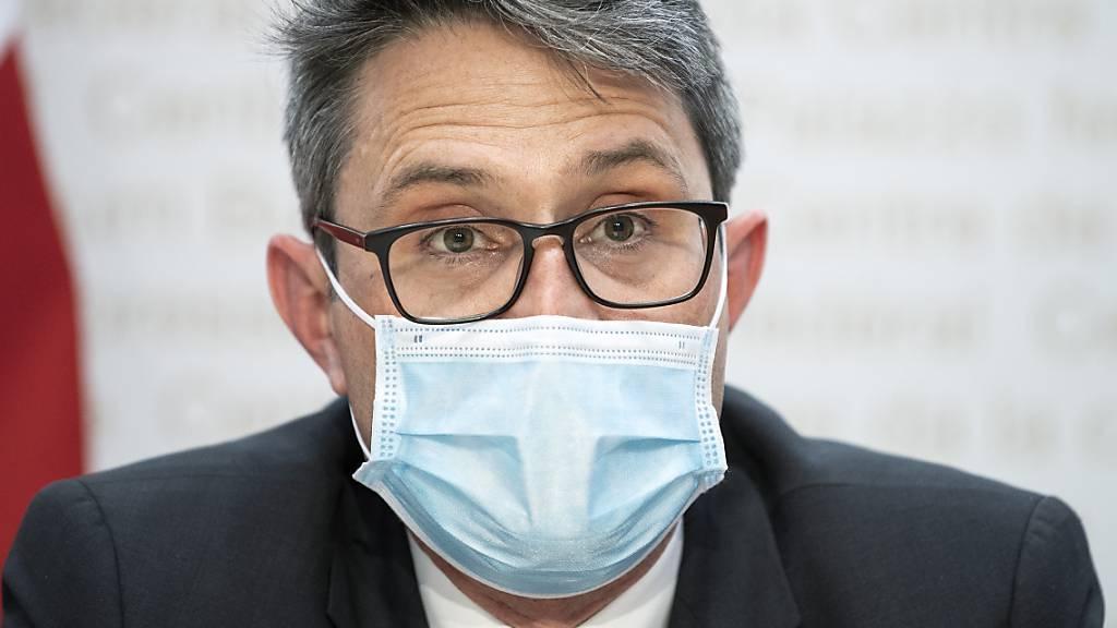 Testpflicht für Gesundheitspersonal: Kantone reagieren zurückhaltend