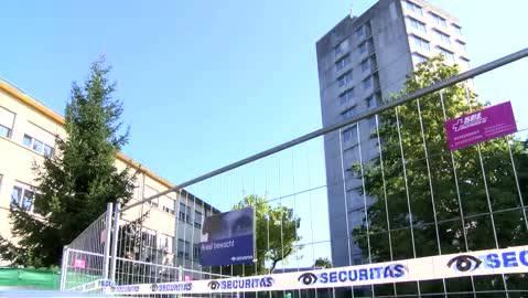 Sieben der verhafteten Jugendlichen leben im Asylzentrum Suhr beim Lindenfeld.
