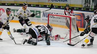 EHC Olten - Hockey Thurgau; 40. Runde
