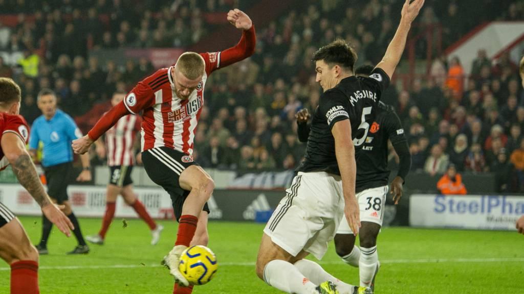 Manchester United kassiert beim Aufsteiger spät den Ausgleich