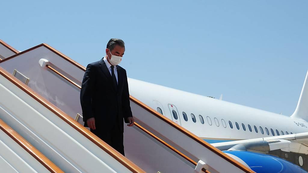 China kritisiert USA für «chaotische» Lage in Afghanistan