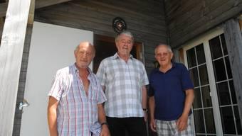 Zu Gast in der SAC-Hütte auf dem Grenchnerberg
