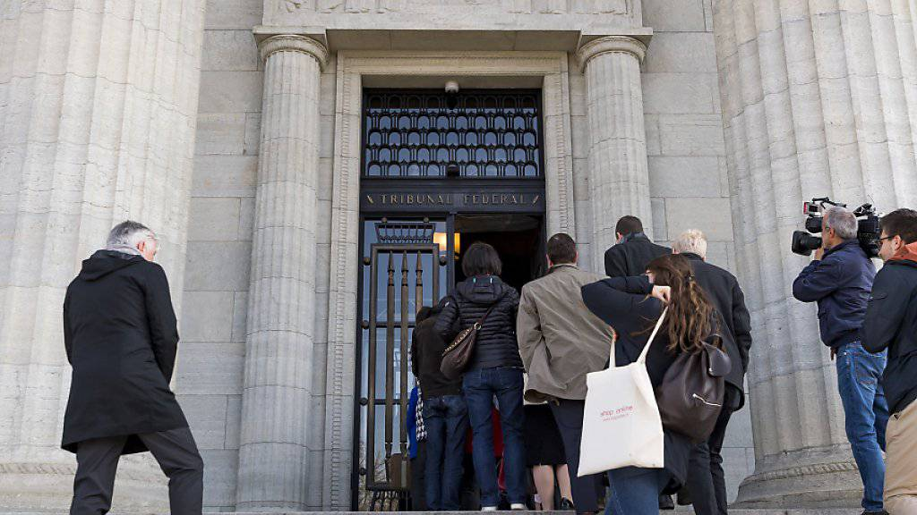 Das Bundesgericht in Lausanne sprach sich gegen die Testosteron-Limits und damit für Caster Semenya aus