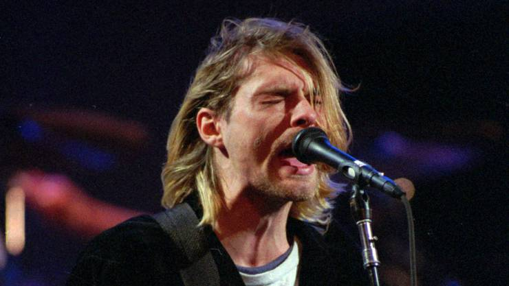 Kurt Cobain zerbrach an den Wünschen und Anliegen, die an ihn herangetragen wurden.