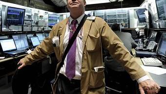 US-Börsen verbuchen kräftige Gewinne (Archiv)