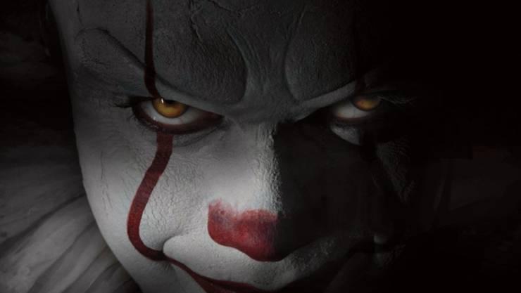 """Die Neuauflage von Stephan Kings """"It"""" ist schon zwei Wochen nach dem amerikanischen Kinostart der zweiterfolgreichste Gruselfilm aller Zeiten. (Pressebild)"""