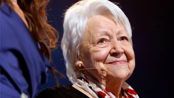 Irma Koch wurde 2014 zur Aargauerin des Jahres gewählt.