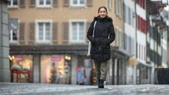 Start in ein neues Leben: Choeying Dekyitsang will im Sommer eine Lehre anfangen.