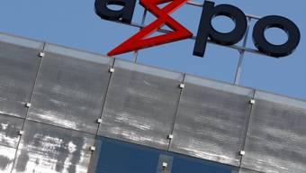 Das Logo des Energiekonzerns Axpo (Archiv)
