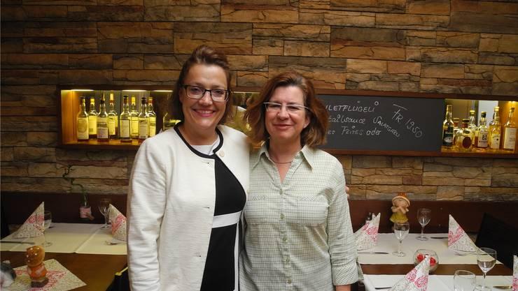 Heute können Martina Meier und ihre Mitarbeiter wieder lächeln. Trotzdem beschäftigt der Vorfall noch alle.Florentina Spahr