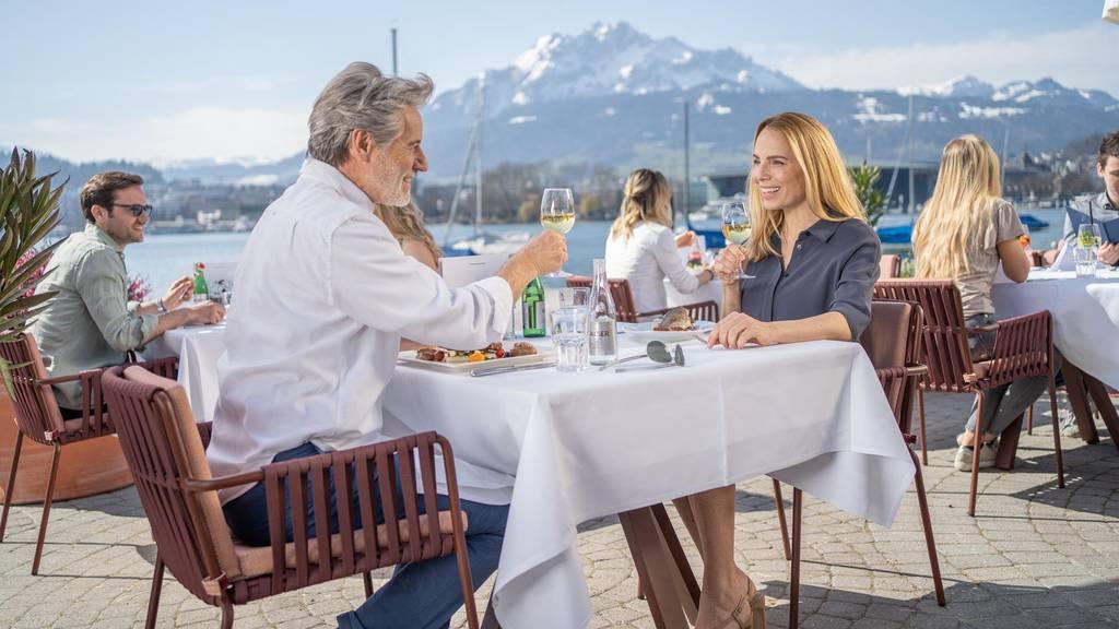 Grand Casino Luzern eröffnet neues Restaurant «Dolce Vita»