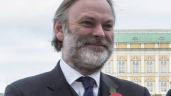 Tim Barrow, neuer britischer EU-Botschafter. (Archivbild)