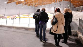 Mit der auf allen Seiten geschlossenen Eishalle gehören die Probleme aus zurückliegenden Jahren der Vergangenheit an. Der EHC Zunzgen-Sissach will sportlich wieder für Schlagzeilen sorgen.