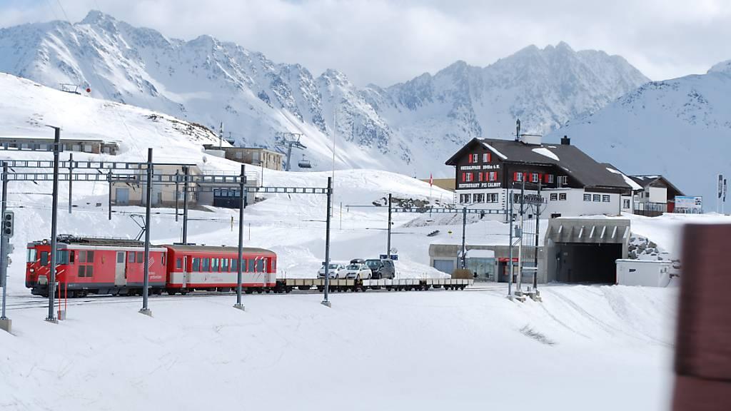Autoverlad am Oberalp wird eingestellt - Uri trägt es mit Fassung