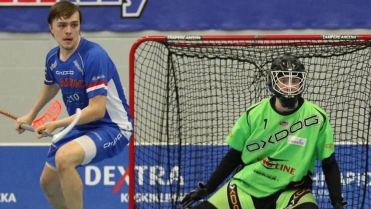 Hiski Kosunen spielt ab sofort für Basel Regio.