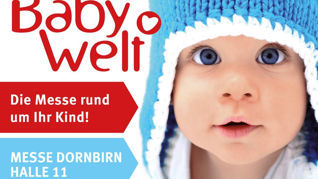 BABYWELT Messe in Dornbirn