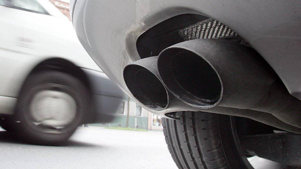 Die EU verklagt Deutschland und fünf andere Länder wegen zu schmutziger Luft. (Symbolbild)