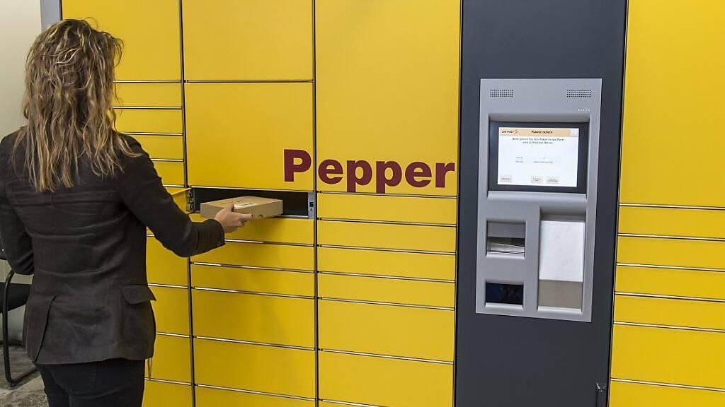 24h-Post- und Paketautomaten erleben Boom