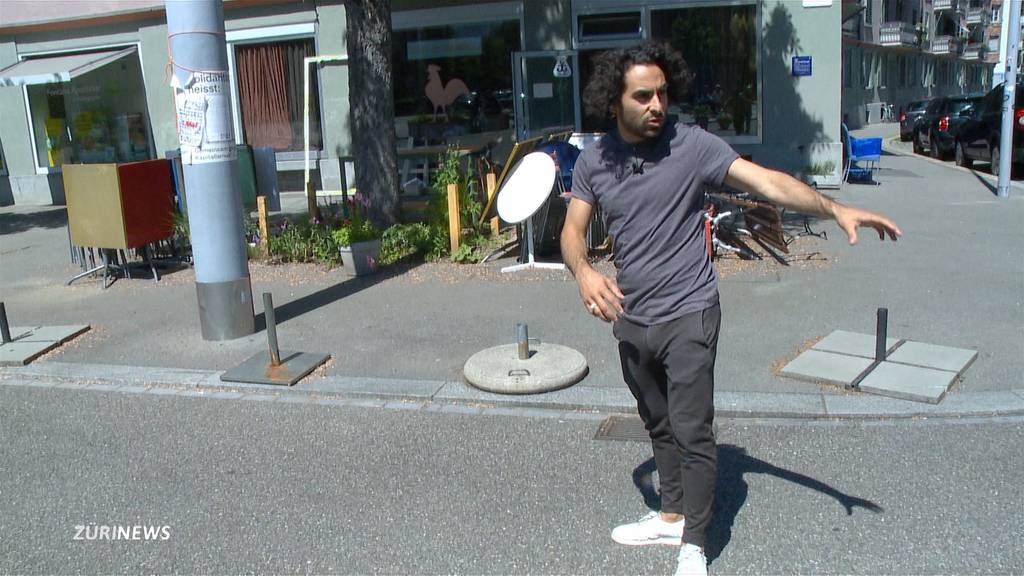 Zürich stellt Beizen mehr öffentlichen Boden zur Verfügung