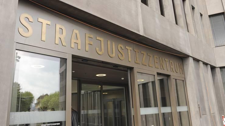 Die Staatsanwaltschaft Baselland im Strafjustizzentrum Muttenz. (Archiv)
