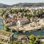 Die Nachbargemeinde von Baden ist die erste Aargauer Gemeinde nach Bergdietikon, die eine solche Vereinbarung unterzeichnet.(Archiv)