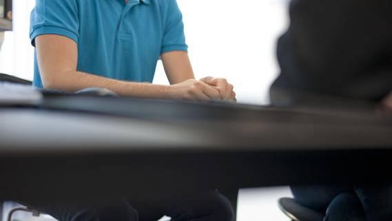 Im «mannebüro züri» werden vor allem Männer, die Gewalt gegenüber ihrere Partnerin oder ihrem Partner einsetzen, beraten. (Symbolbild)