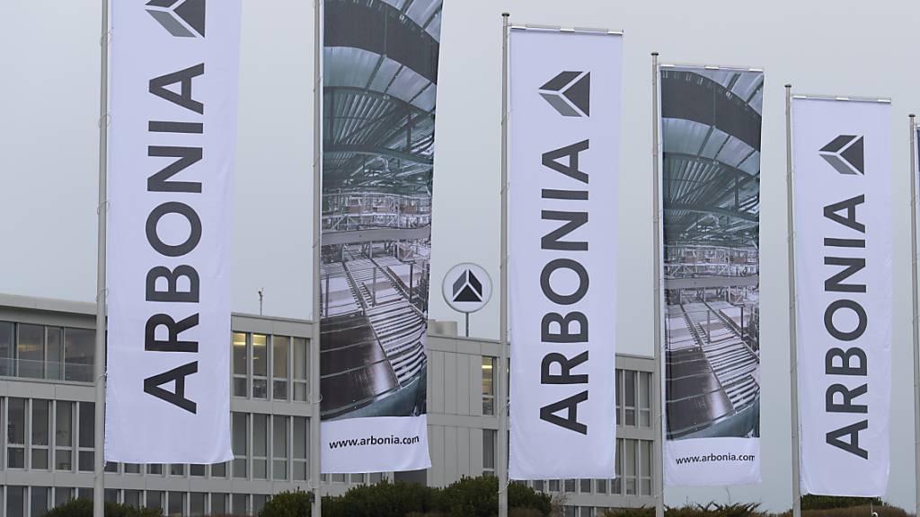 Der Hauptsitz von Arbonia in Arbon (Archivbild).