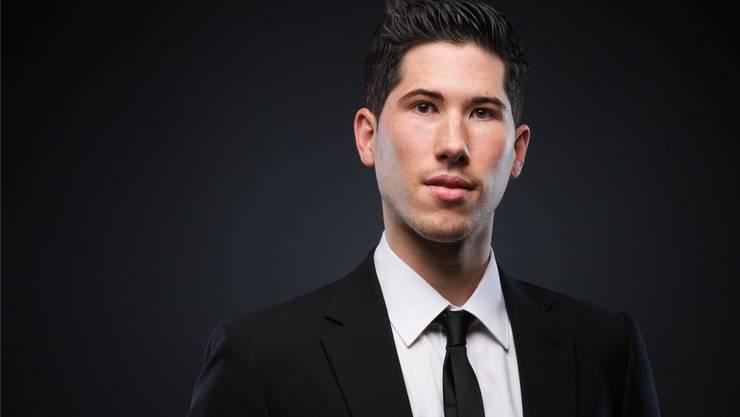 Der 27-jährige Martin Kuttruff ist Organist und Chorleiter. Ho