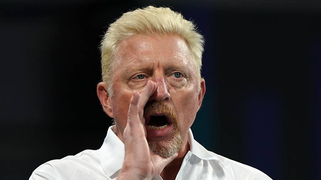 Boris Becker findet klare Worte