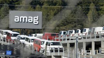 Amag hat laut Weko freie Händler nicht diskriminiert. (Archivbild)