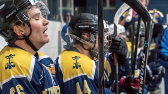 Sportchef Lolo Bertschmann (66) und die Limmattal Wings müssen dem Abstieg entgegenblicken.